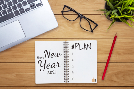 Healthy New Year's Resolutions for the Elderly